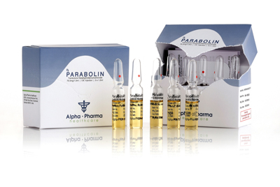 parabolin-alpha-pharma