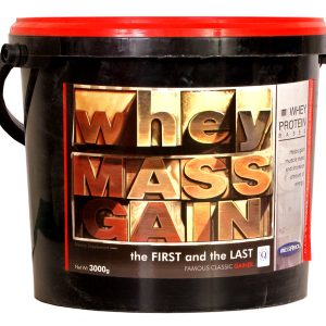 Whey Mass Gain Megabol
